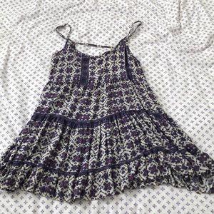 Brandy Melville Slip Dress with Strappy Back